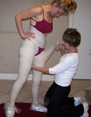 Body Wrap Training Body Wrapping Certification Florida - Spalon Techniques, LLC