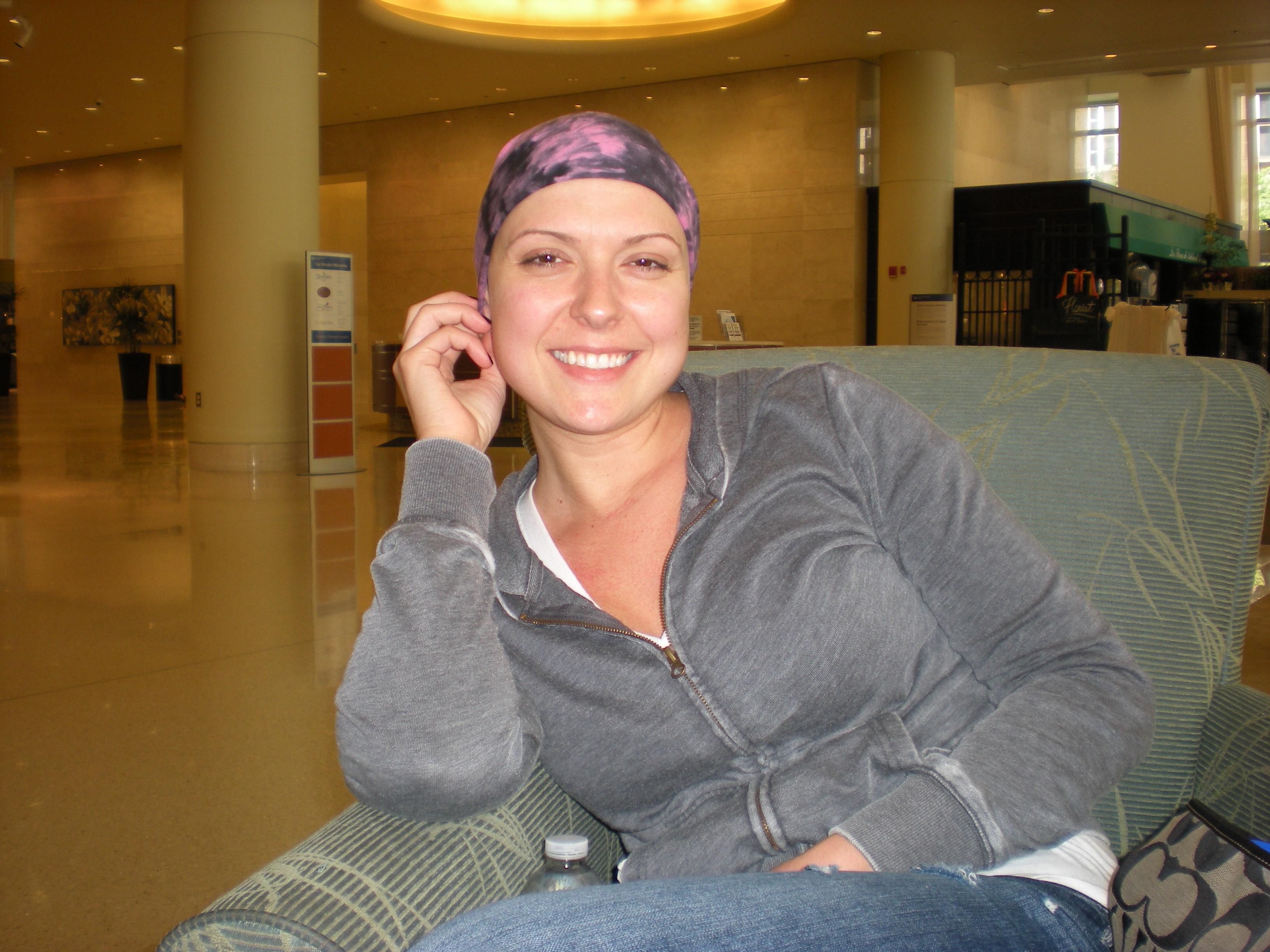 Kathryn Pekarik NW Hospital Cancer Treatment